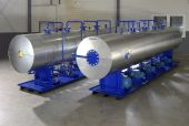 MPT Phase Separator + Ion Exchanger