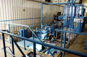 Reverse Flow Filtration Plant